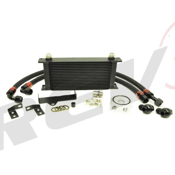 Subaru WRX STI EJ20 EJ25 06-07 19 Row Bolt-On Oil Cooler Kit