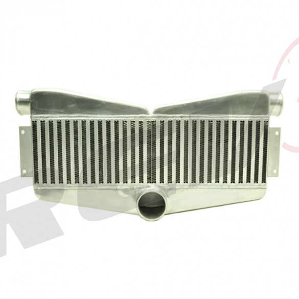 Twin Turbo Intercooler Type 2 (2 In / 1 Out)