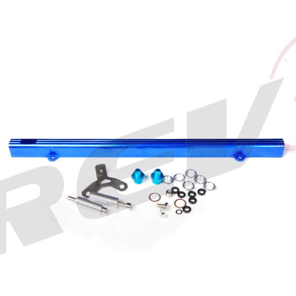High Flow Fuel Rail Kit for Toyota Supra 2JZGTE