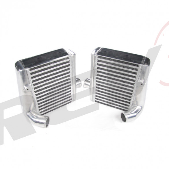 Nissan 300ZX (Z32) 1990-96 Front-Side Mount Intercooler Upgrade
