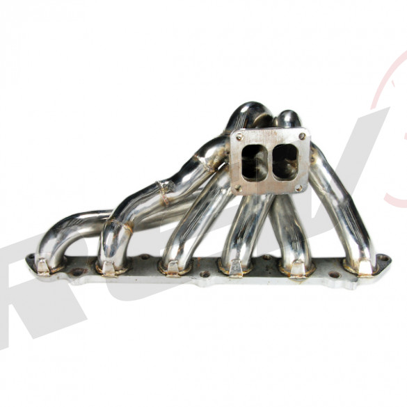 Toyota Supra 7MGTE T4 Flange Manifold