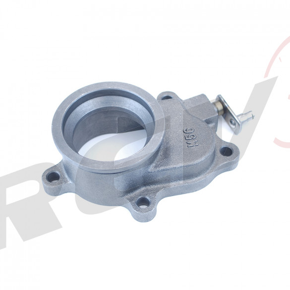 5-Bolt to 2.5 in. V-Band Turbo Adaptor