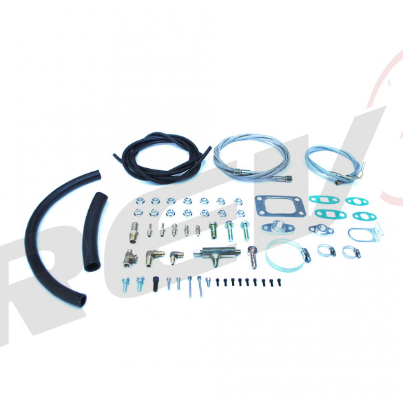 Turbo Oil Line Kit (For Oil Cooled Turbos Only)