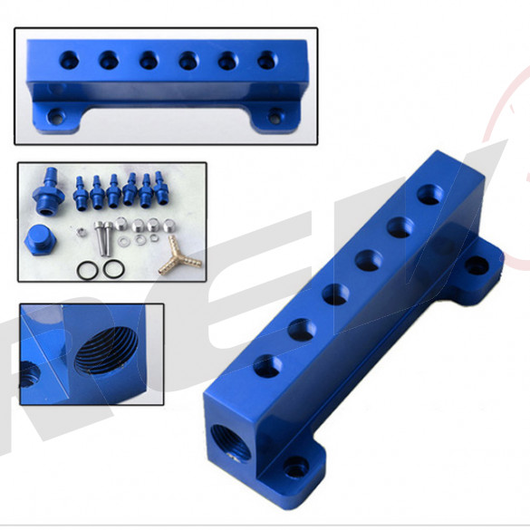 Vacuum Manifold (Vacuum Distributor), Blue
