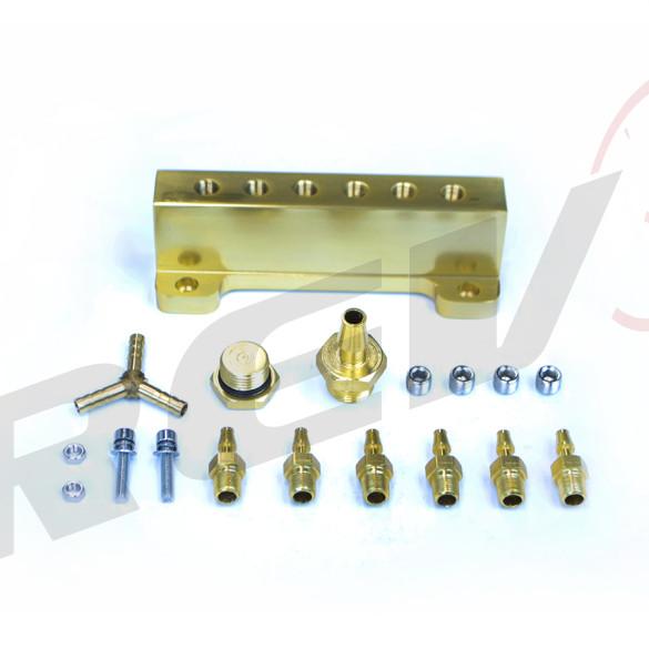 Vacuum Manifold (Vacuum Distributor), Gold