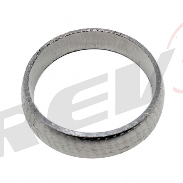 """Exhaust Header Test Pipe Graphite Donut Gasket, 2.5"""""""