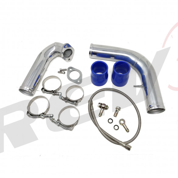 16G 20G Turbo J-Pipe Kit for 95-99 Mitsubishi Eclipse GST / GSX / Talon TSI