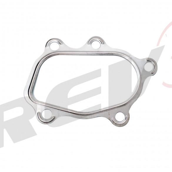 Metal Gasket for T25/T28 5-Bolt Turbo Down Pipe