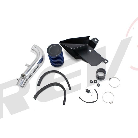 Short Ram Air Intake Kit With Heat Shield for Volkswagen Golf 1.8L Turbo/GTI 2.0L Turbo