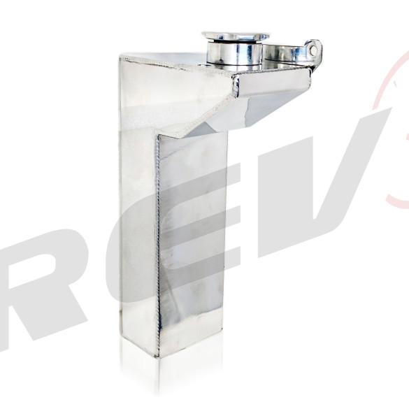 Aluminum Coolant Expansion Overflow Tank - Subaru WRX STI 02-07 (Large)