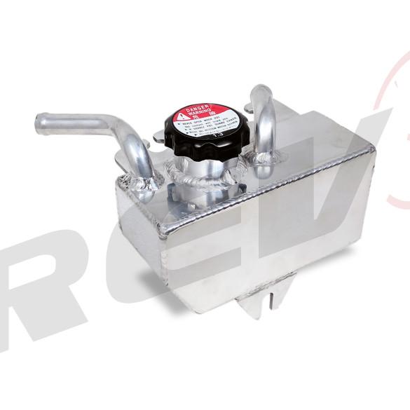 Aluminum Coolant Expansion Overflow Tank - Subaru WRX 08-14