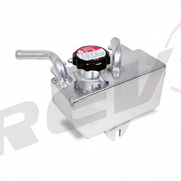 Aluminum Coolant Expansion Overflow Tank - Subaru Legacy GT 05-09