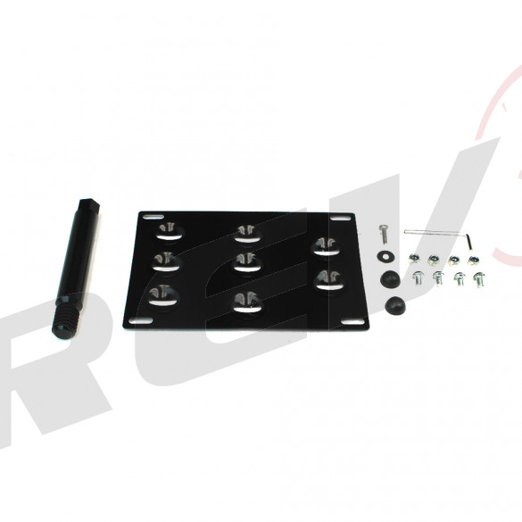 Audi A4/S4 09-14 License Plate Mounting Kit