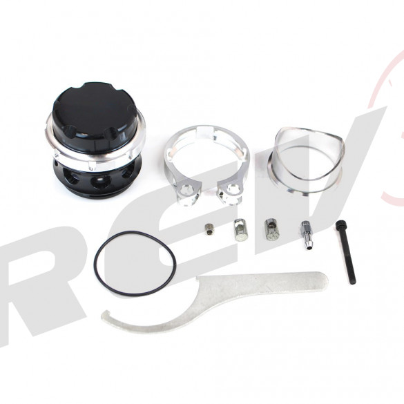 RS-Series 50mm V-Band Blow Off Valve BOV (Black)