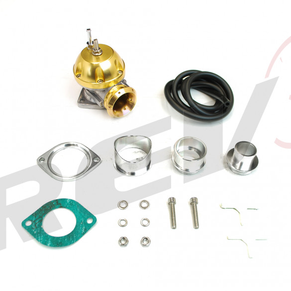 RS-Series 2-Bolt Blow Off Valve BOV (Gold)