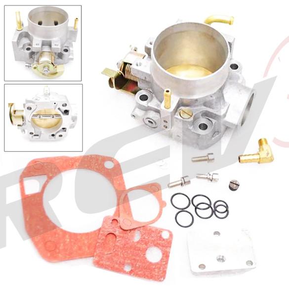 Cast Aluminum Throttle Body (65mm) For Acura Integra GS-R B18C