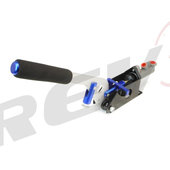 Universal Hydraulic Handbrake Type-2 Bi-Axis Design (Blue)