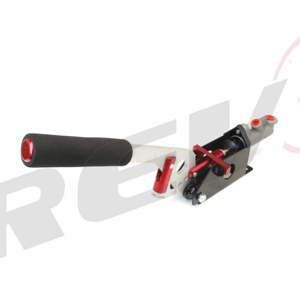 Universal Hydraulic Handbrake Type-2 Bi-Axis Design (Red)
