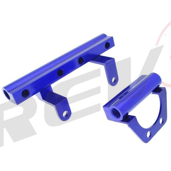 High Flow Fuel Rail Kit for Mazda RX-8 RENESIS 13B-MSP
