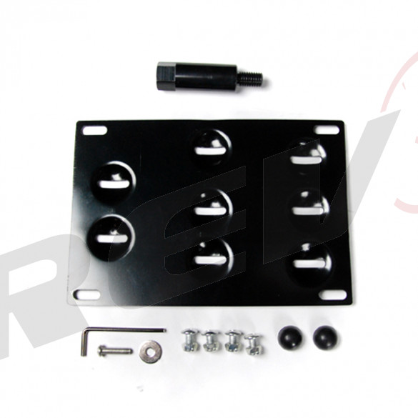 Acura TL 04-08 License Plate Mounting Kit