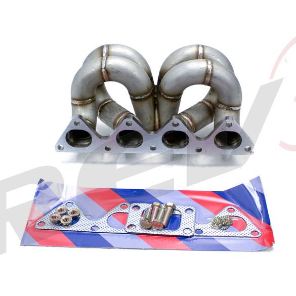 HP-Series Honda Civic B16 B18 Ram Horn Equal Length T3 Turbo Manifold for EFR turbochargers