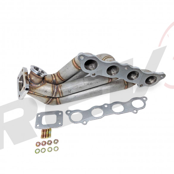 HP-Series Honda Civic / RSX K20 Sidewinder Equal Length T3 Turbo Manifold