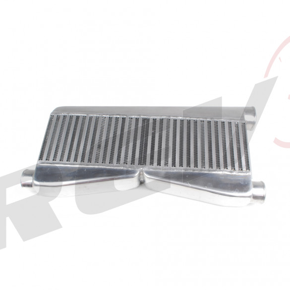 Twin Turbo Intercooler Type 1 (2 In / 1 Out)