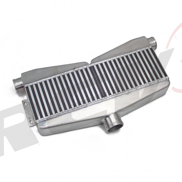 Twin Turbo Intercooler Type 3 (2 In / 1 Out)