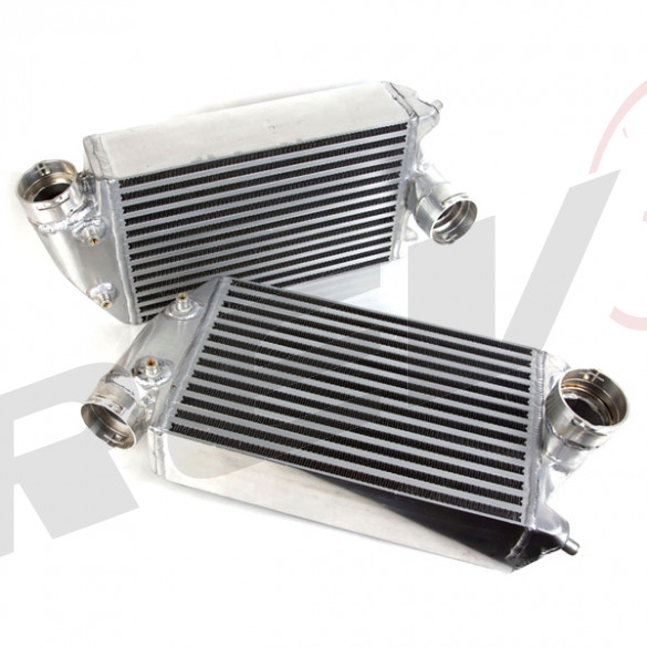 Porsche 911 (996/997) Turbo/GT2 2001-09 Front Mount Intercooler Kit