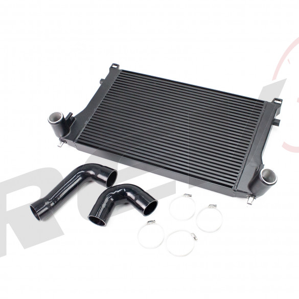 VW Golf 7 GTI 2.0 TSI Competition Intercooler Kit - Black