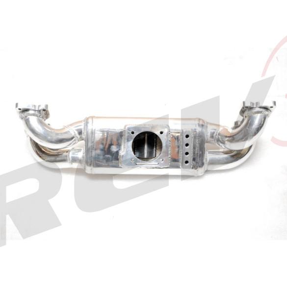 Subaru Impreza WRX STI EJ20 EJ25 02-07 Intake Manifold, Aluminum Casting, Polished