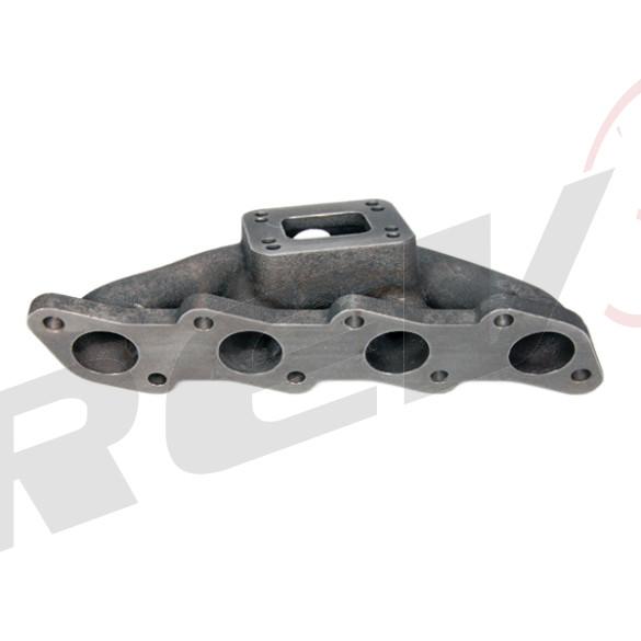 Nissan S13 S14 240SX KA24DE T3 / T4 Flange Cast Manifold