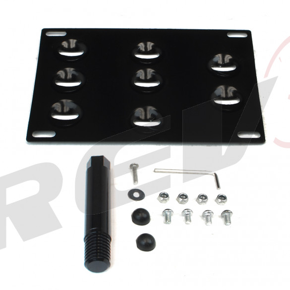 Mercedes CLA 13-15 License Plate Mounting Kit