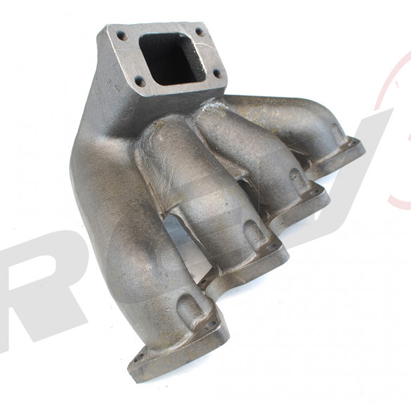 Honda Civic Integra B16 B18 T3 Top Mount Cast Manifold