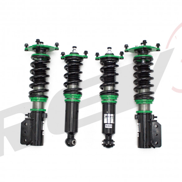 Mitsubishi Eclipse (1G) FWD 1990-94 Hyper-Street II Coilover Kit w/ 32-Way Damping Force Adjustment