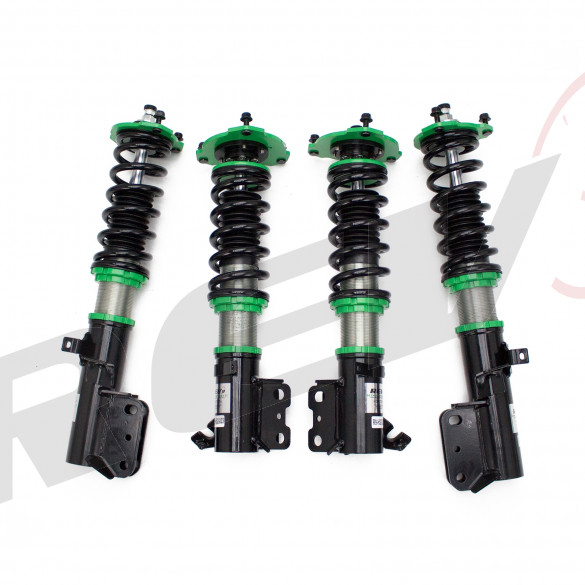Toyota Corolla (E110) 1998-02 Hyper-Street II Coilover Kit w/ 32-Way Damping Force Adjustment