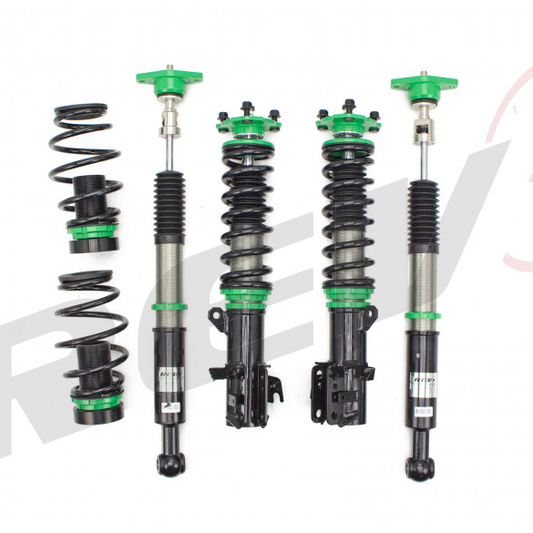 Ford Fiesta 2011-18 Hyper-Street II Coilover Kit w/ 32-Way Damping Force Adjustment