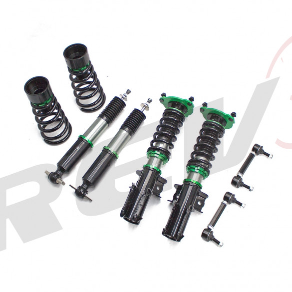 Ford Mustang 2015-19 Hyper-Street II Coilover Kit w/ 32-Way Damping Force Adjustment