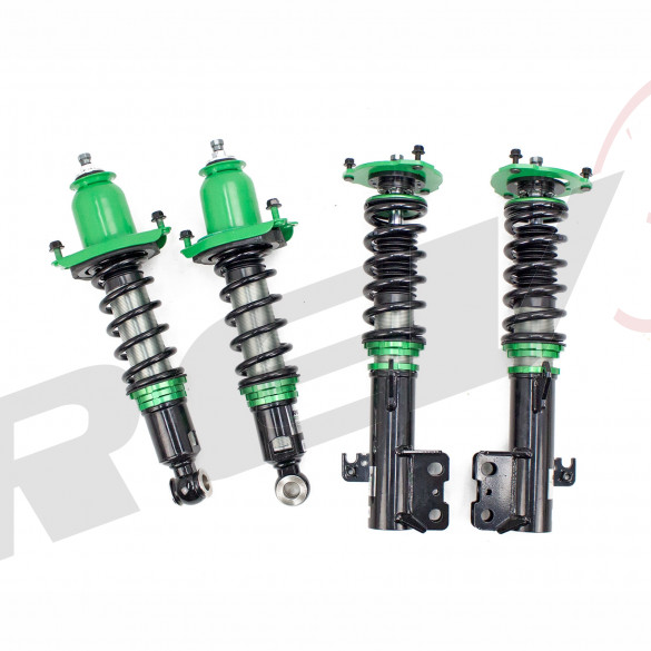Toyota Matrix 1.8L FWD (E140) 2009-14 Hyper-Street II Coilover Kit w/ 32-Way Damping Force Adjustment