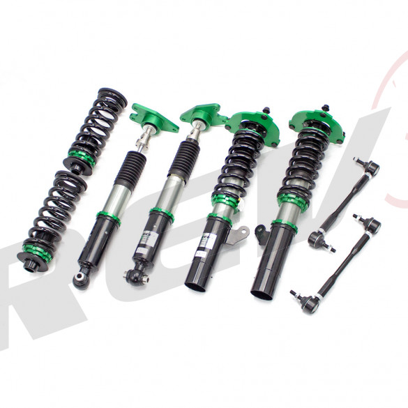 BMW 4-SERIES RWD (F32/F33/F36) 2012-18 Hyper-Street II Coilover Kit w/ 32-Way Damping Force Adjustment