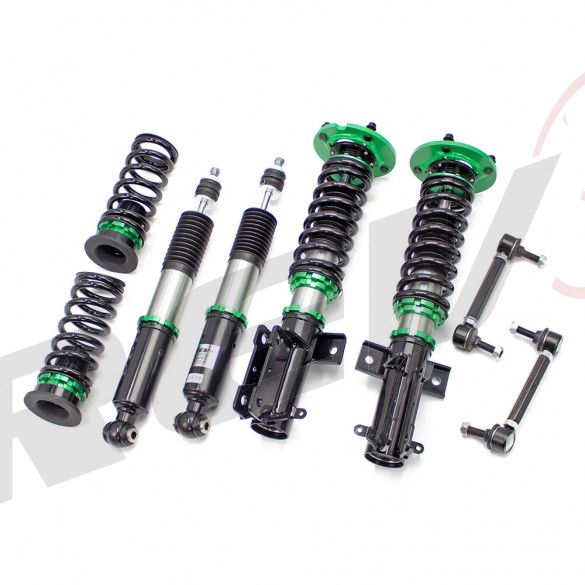 Ford Mustang 2005-14 Hyper-Street II Coilover Kit w/ 32-Way Damping Force Adjustment