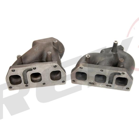 Volkswagen Golf VAG V6 / R32 T25 Flange Twin Turbo Cast Manifold