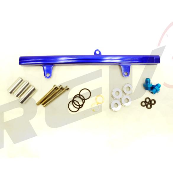 High Flow Fuel Rail Kit for Nissan 240SX S13 SR20