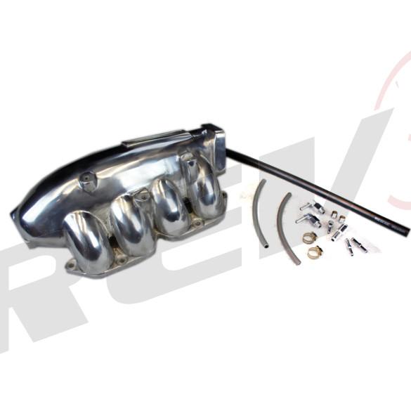 Nissan S14 SR20DET Intake Manifold, Polished