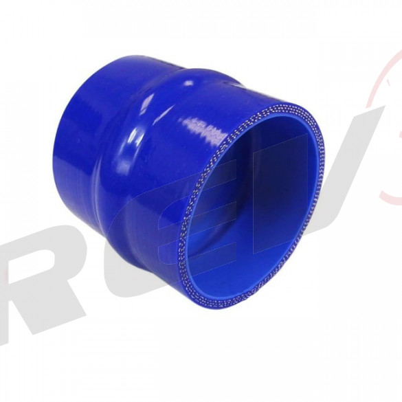 Silicone Tubing Hump Hose 2.75 Inch, Blue