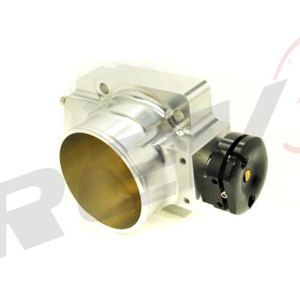 Billet Aluminum Throttle Body (70mm) for Honda S2000 2000-09 AP1 AP2