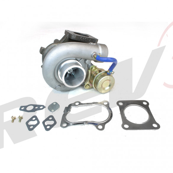 CT26 Version 2 Internal Wastegate Turbocharger (86-92 Toyota Supra MKIII)