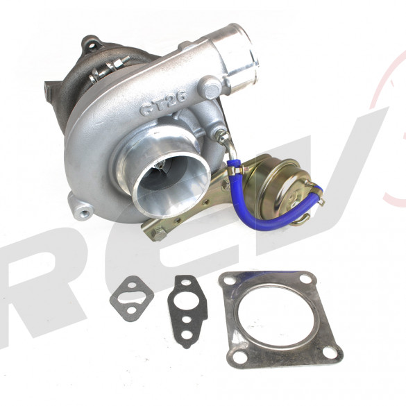 CT26 Version 2 Internal Wastegate Turbocharger (91-98 MR2)