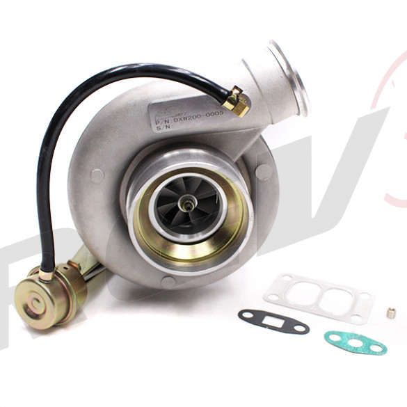 HE351CW HY35W T3 Diesel Turbocharger (Dodge Ram 2500/3500 Cummins 6BT I6 5.9L) (Sensor Port)