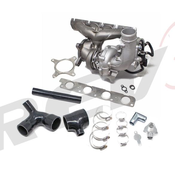 K04 Turbocharger Kit for Audi A3(8P) 2.0T TSI TFSI 2008-13 ( 6+6  46/ 57mm Compressor Wheel)